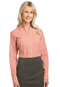Picture of LADIES' PLAID PATTERN EASY CARE