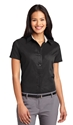 Picture of LADIES' SHORT SLEEVE EASY CARE SHIRT