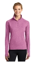 Picture of LADIES' HALF ZIP PULLOVER