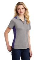 Picture of LADIES' COLORBLOCK CONTENDER POLO